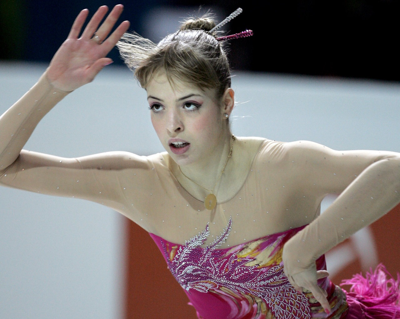 Model Carolina Kostner wallpapers (6420)