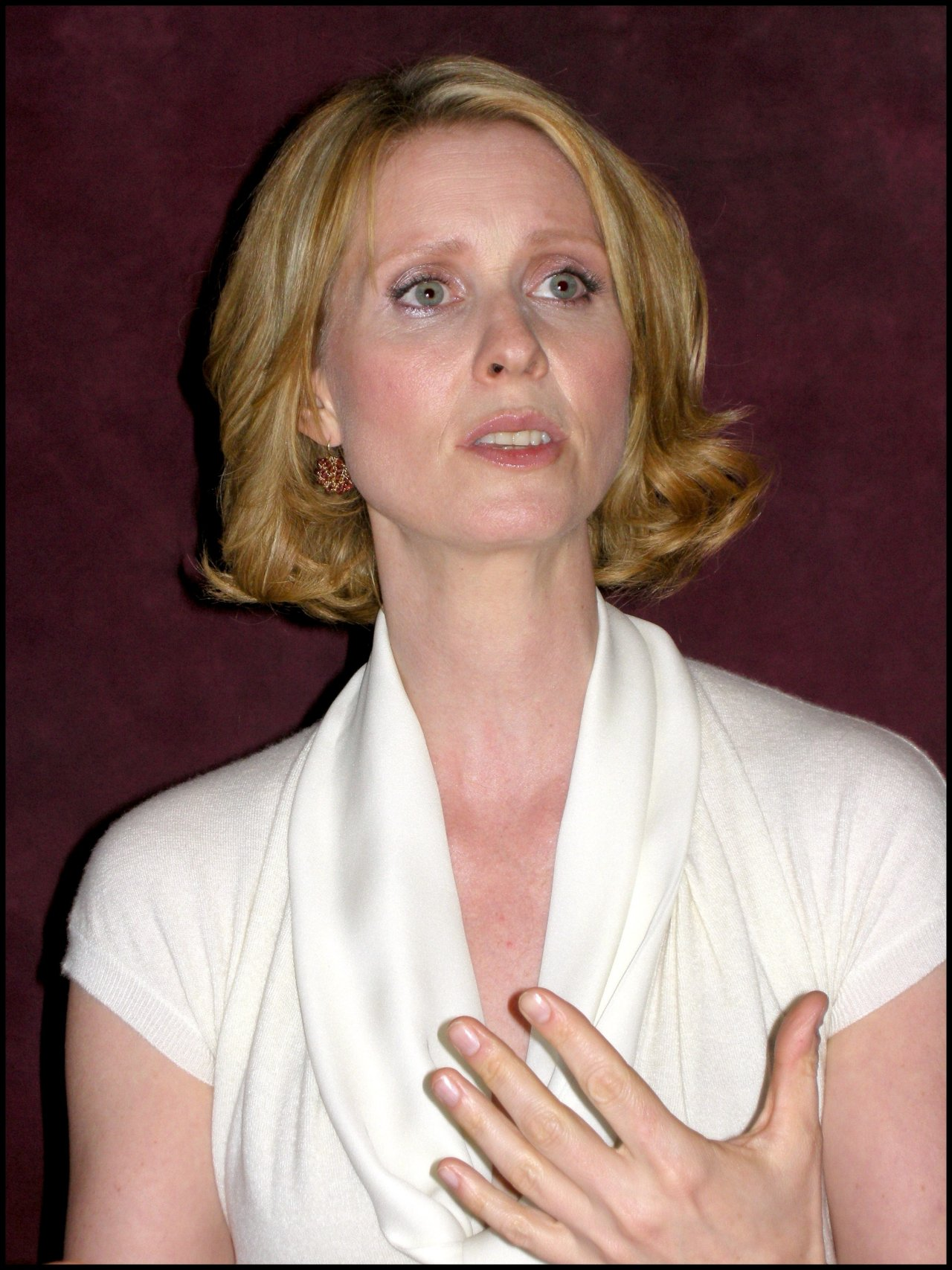 cynthia nixon wallpaper - photo #1