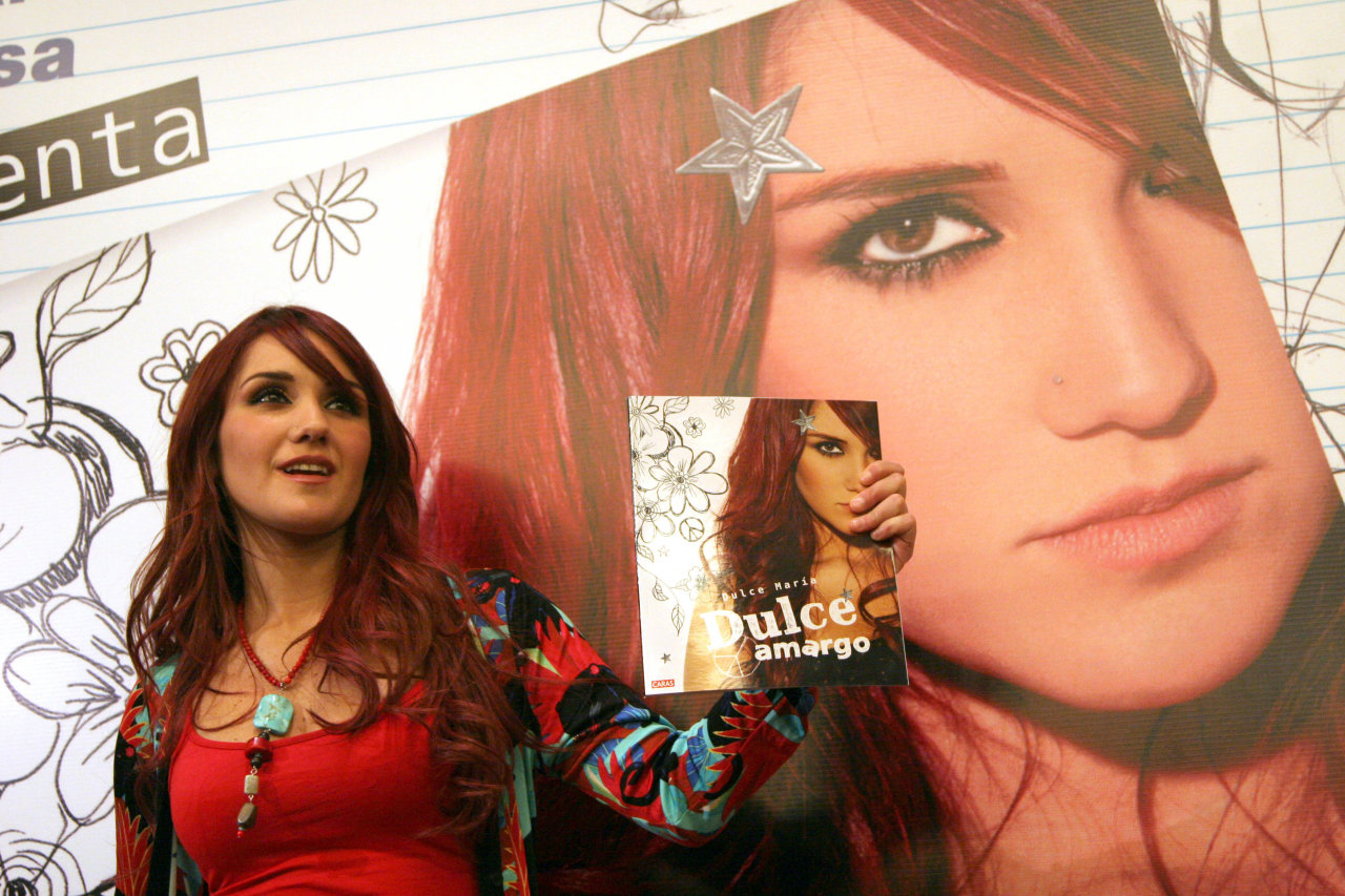 Dulce Maria wallpapers (1003)