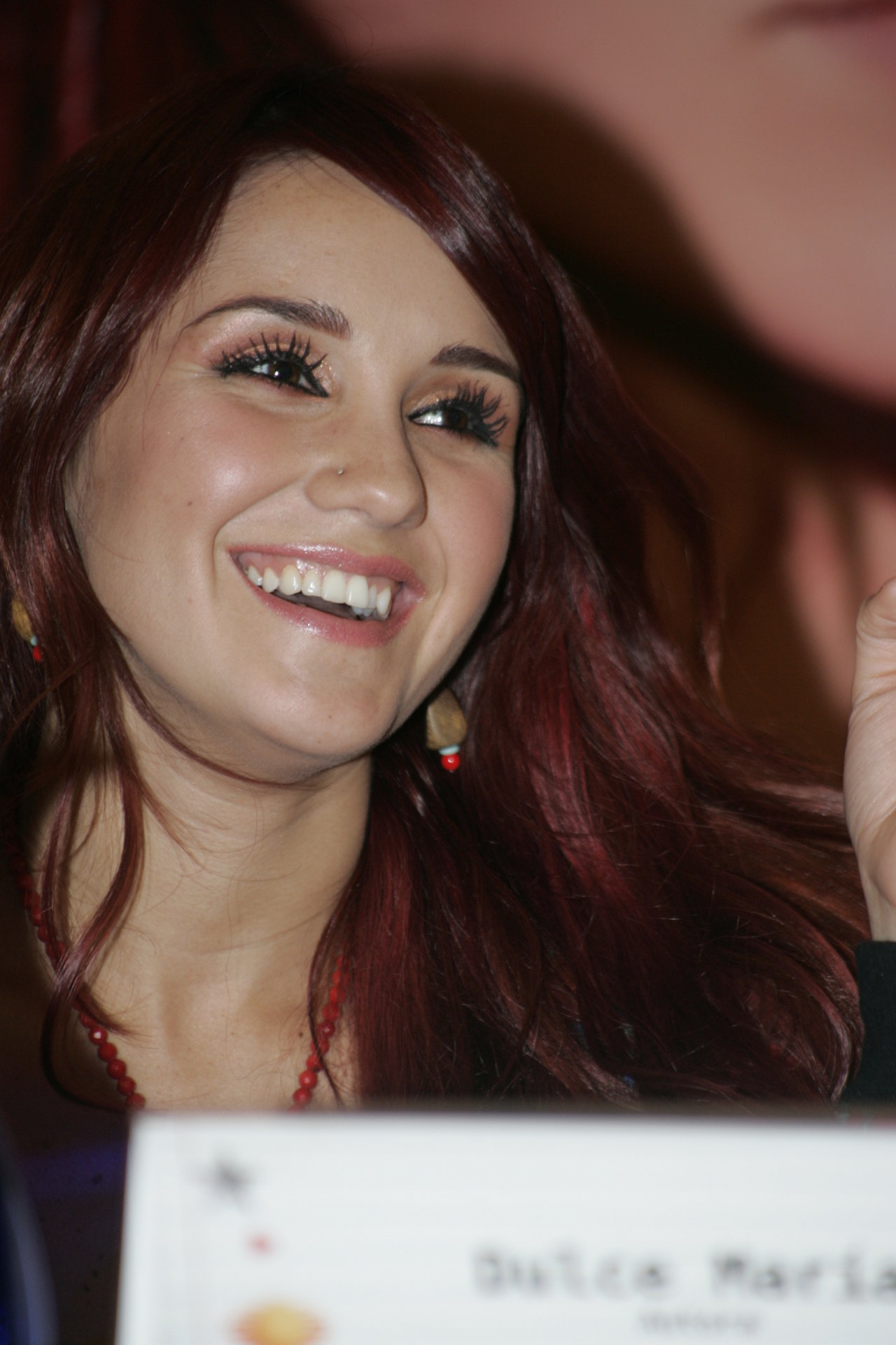 Model Dulce Maria wall... Blake Lively